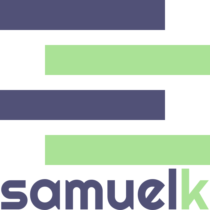 Samuelk - Sites et applications web
